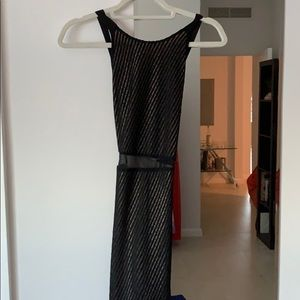 Black Alice and Olivia Gown